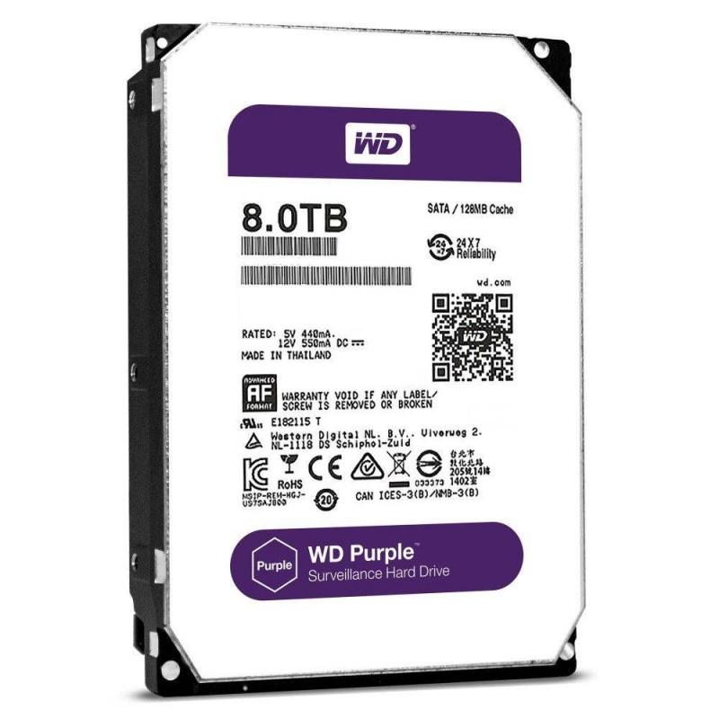 8TB HDD