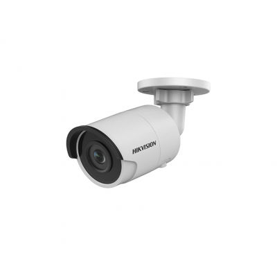 Hikvision 6MP Outdoor Mini Bullet Camera, H.265+, 30m IR,IP67 [DS-2CD2055FWD-I]