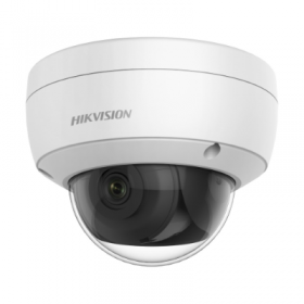 Hikvision 4MP Outdoor AcuSense Dome Camera,H.265,WDR,30m IR,IP67,IK10 [DS-2CD2146G1-I]