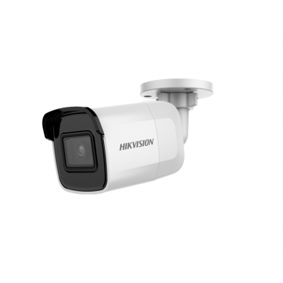 Hikvision 8MP Outdoor Mini Bullet Camera, Powered by Darkfighter,30m IR,IP67 [DS-2CD2085G1-I]