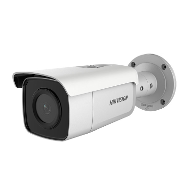 Hikvision 8MP Outdoor AcuSense Bullet Camera, H.265, WDR, 50m IR, IP67 [DS-2CD2T86G2-2I]